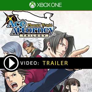 Comprar Phoenix Wright Ace Attorney Trilogy Xbox One Barato Comparar Precios