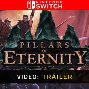 Pillars of Eternity Nintendo Switch Tráiler En Vídeo