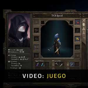 Pillars of Eternity Vídeo Del Juego