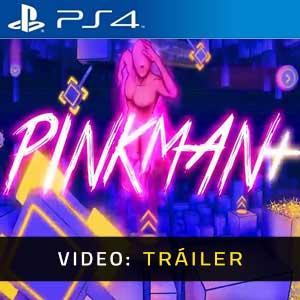 Pinkman Plus PS4 Vídeo Del Tráiler
