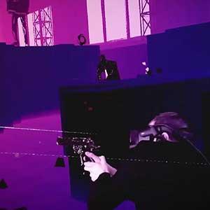 Pistol Whip Agachado
