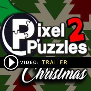 Comprar Pixel Puzzles 2 Christmas CD Key Comparar Precios