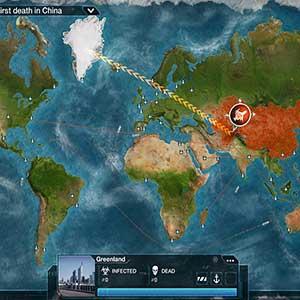 primera muerte en china