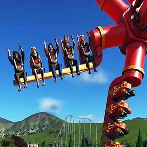 Paseos en el planeta Coaster