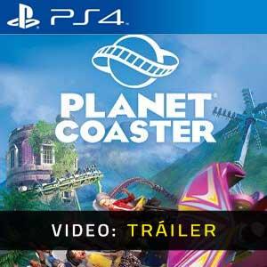 Planet Coaster PS4 Tráiler En Vídeo