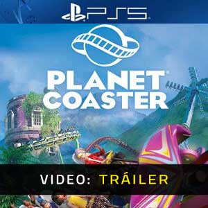 Planet Coaster PS5 Tráiler En Vídeo