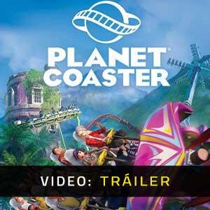 Planet Coaster Tráiler En Vídeo