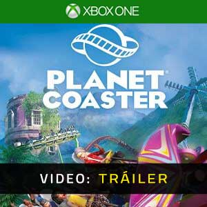 Planet Coaster Xbox One Tráiler En Vídeo