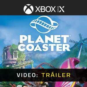 Planet Coaster Xbox Series X Tráiler En Vídeo