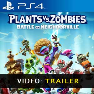 Video del trailer de Plants vs Zombies Battle for Neighborville
