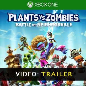 Video del trailer de Plants vs Zombies Battle for Neighborville