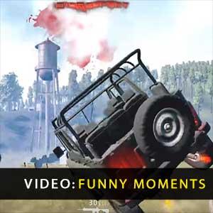 Jugador desconocido Campos de batalla Momentos divertidos