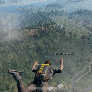 Playerunknowns Battlegrounds Gameplay