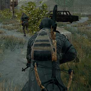 competitive survival shooting game