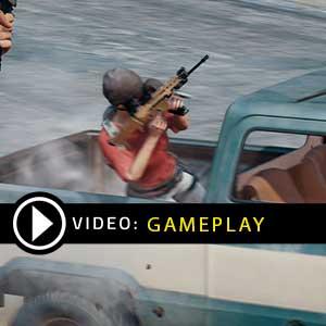 Playerunknown's Battlegrounds Gameplay video