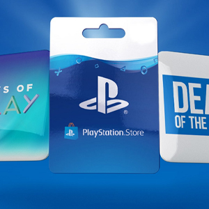 Playstation Gift Card Oferta de la semana
