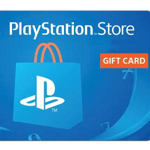 Playstation Gift Card Tarjeta de regalo de PlayStation Store