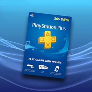 Playstation Plus 365 Days CARD - Tarjeta de juego