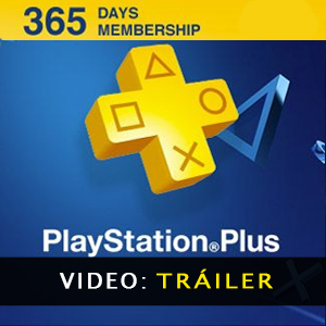 Playstation Plus 365 Days CARD PSN Video Trailer
