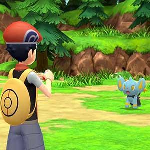 Pokémon Brilliant Diamond Nintendo Switch Shinx
