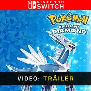 Pokémon Brilliant Diamond Nintendo Switch Vídeo Del Tráiler
