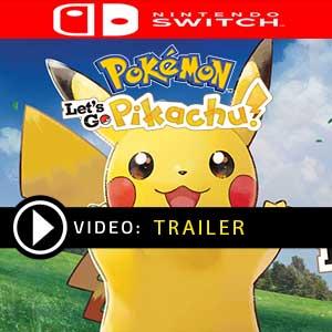 Comprar Pokemon Lets Go, Pikachu! Nintendo Switch Barato comparar precios