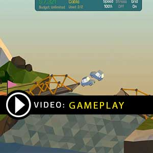 Poly Bridge Gameplay Video