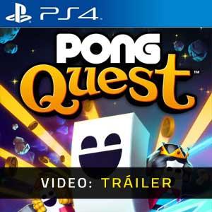 PONG Quest PS4 Video dela campaña