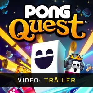 PONG Quest Video dela campaña