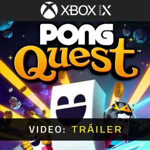 PONG Quest Xbox Series X Video dela campaña