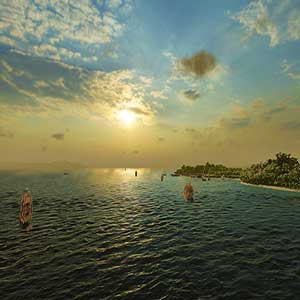 Video de juego de Port Royale 4