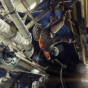 Prey La estación espacial