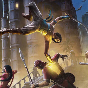 Prince of Persia The Sands of Time Remake Attack