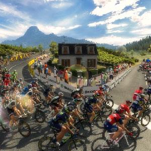 Pro Cycling Manager 2017 Escenario de juego de la vida real