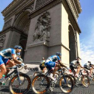 Pro Cycling Manager 2017 Los gráficos de alta definición