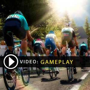 PRO CYCLING MANAGER 2018 Gameplay Video