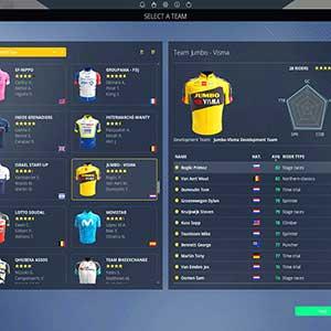 Pro Cycling Manager 2021 Selección De Equipo
