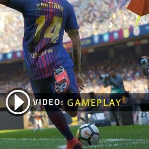 PRO EVOLUTION SOCCER 2019 Gameplay Video