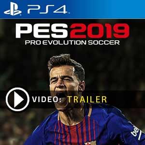 Pro Evolution Soccer 2019 PS4 Prices Digital or Box Edicion