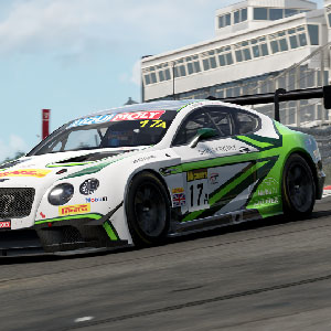 Project Cars 2 - Bently Continental GT3