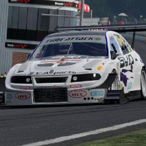 Project Cars 2 - Mitsubishi Lancer Evo 8 GT3
