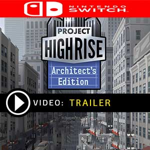 Project Highrise Architects Edition Nintendo Switch Precios Digitales o Edición Física