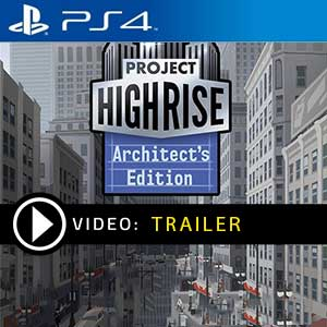 Project Highrise Architects Edition PS4 Precios Digitales o Edición Física