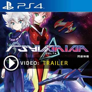 Psyvariar Delta PS4 Prices Digital or Box Edicion