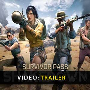 PUBG Survivor Pass 6 Shakedown