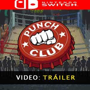 Punch Club Nintendo Switch Video dela Campaña