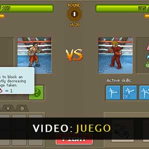 Punch Club Video del Juego