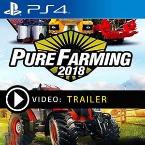 Pure Farming 2018 PS4 Precios Digitales o Edición Física