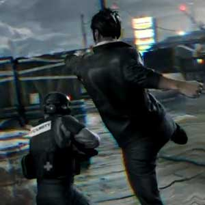 Quantum Break Xbox One Lucha