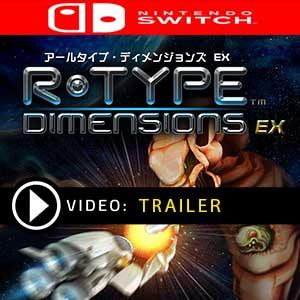 R-Type Dimensions EX Nintendo Switch Precios Digitales o Edición Física
